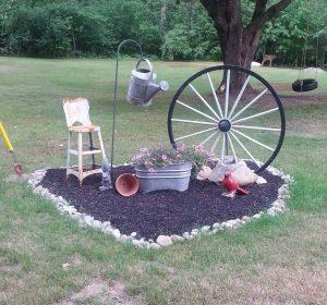 Temp garden 7