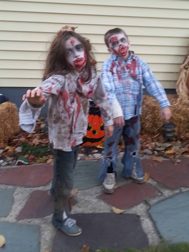 Walking Dead Parenting
