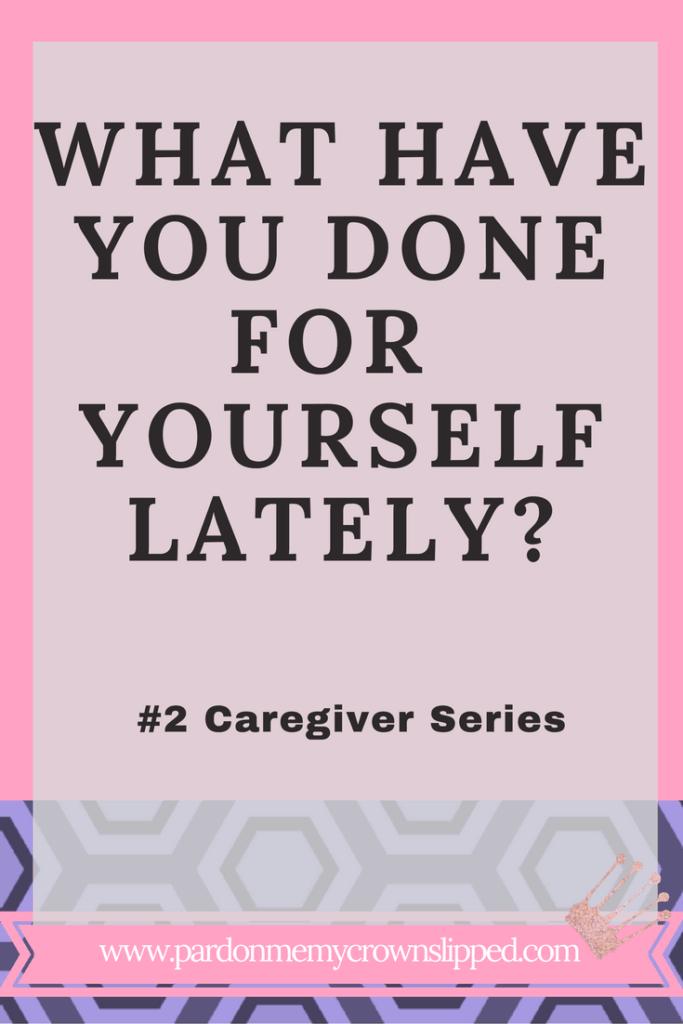 self-care dementia caregiver