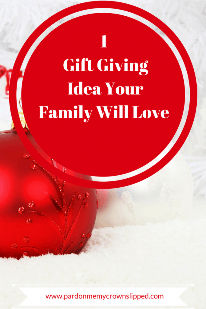 Unique and fun gift giving idea sing a long song #christmaspresents #giftgiving