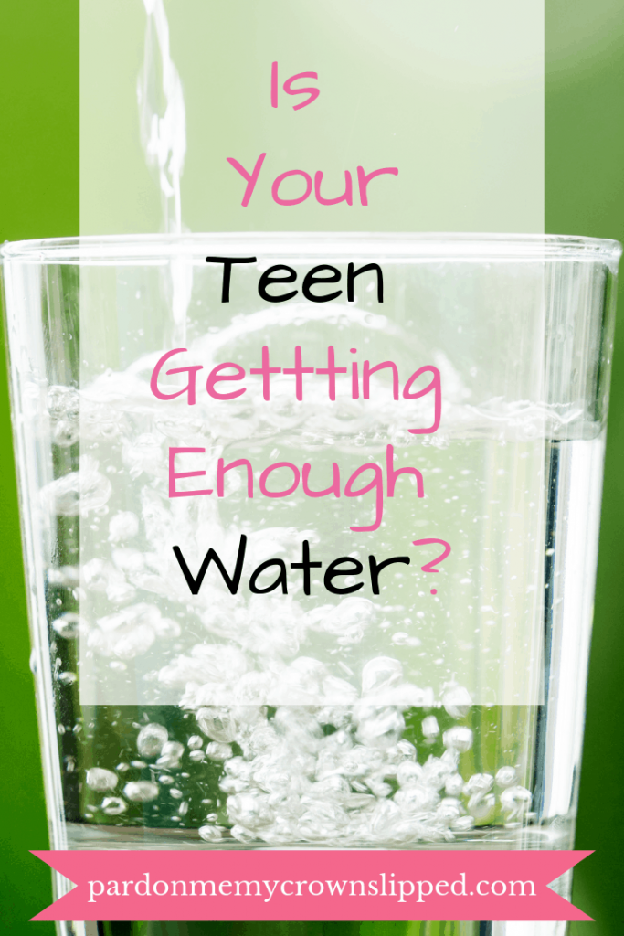 Is your teen drinking enough water? Did you know it's an important key to taming their attitude? Find out why hydration in teens is so important.