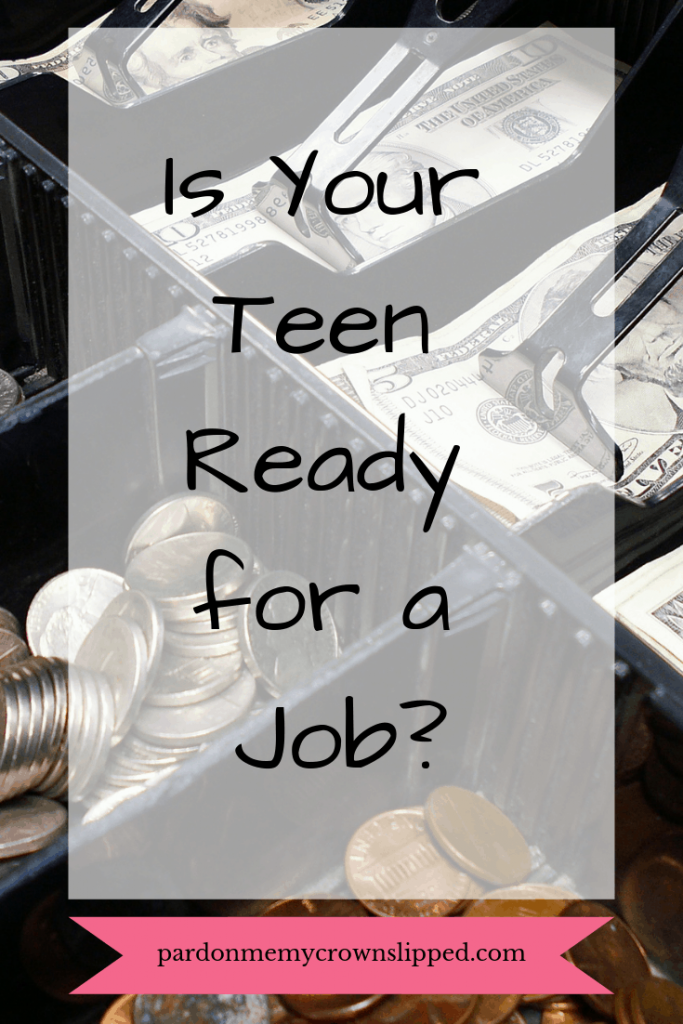 With summer just around the corner it's time to start lining up jobs. But is your teen ready to start earning some cash of their own? Part-time, full-time or only during the summer are all things to consider. Maybe even working from home. #teens #jobs #workfromhome #teensmakemoney #jobideasforteens #teensworkfromhomejobs